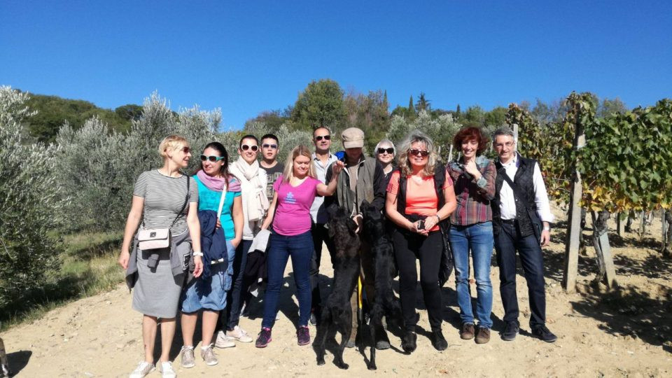 A team-building trip: 5 team experiences in Valdichiana Senese