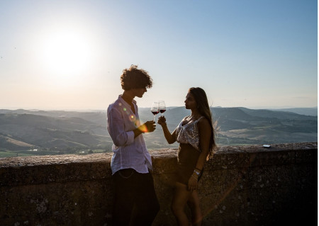 The 5 most romantic getaway in Tuscany