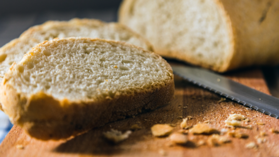 Why Tuscan bread is unsalted.